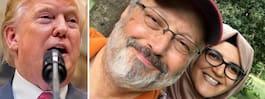 USA inför sanktioner –  efter journalistmordet