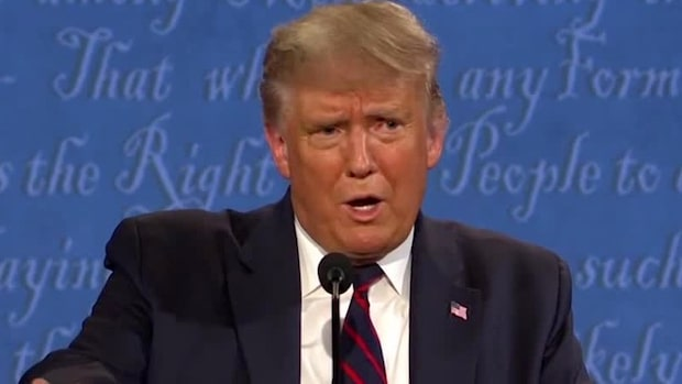 Se höjdpunkterna från nattens debatt