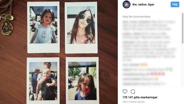Hatkommentarer mot Megan Fox efter Instagram-inlägget