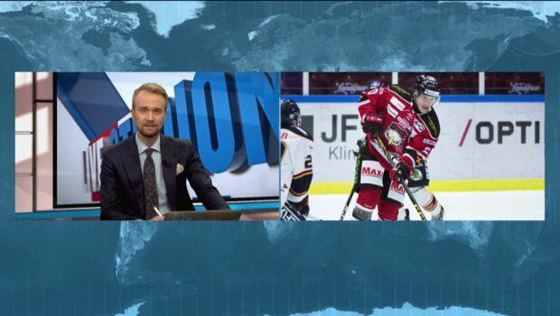 Redhawks-kaptenen tar paus från hockeyn