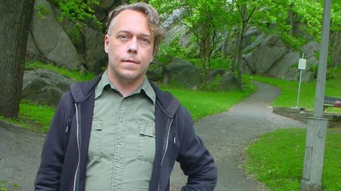 Sören Jensen, Ja till trängselskatt i Göteborg. Foto: Privat