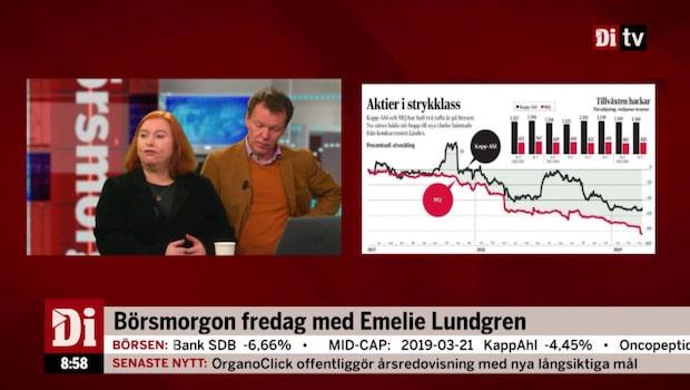 """Jönsson om Kappahl och MQ: """"Man har samma problem"""""""