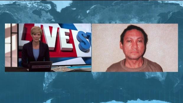 Ex-diktatorn Manuel Noriega har avlidit