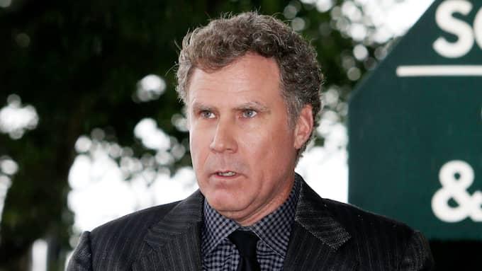 Skådespelaren Will Ferrell var under torsdagen med i en svår bilolycka. Foto: MEDIAPUNCH/REX/SHUTTERSTOCK / MEDIAPUNCH/REX/SHUTTERSTOCK REX FEATURES