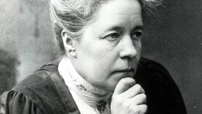 Selma Lagerlöf - fri att trycka.