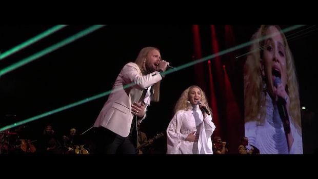 Se stjärnornas hyllning till Avicii på Friends Arena