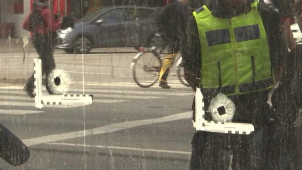Malmögängen står för 9 av 10 skjutningar