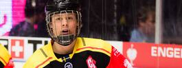 Jättetalangen lånas ut  till Hockeyallsvenskan