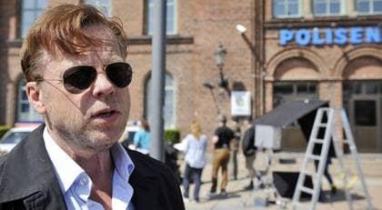 """SISTA GÅNGEN. Krister Henriksson är färdig med Kurt efter inspelningen av senaste filmen. """"Det får räcka nu"""", säger han. Foto: Lasse Svensson"""