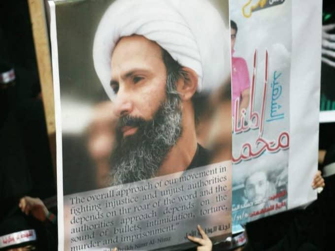 Den shiitiske ledaren Nimr al-Nimr ska vara en av de avrättade.