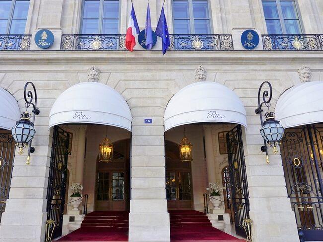 Ritz i Paris anses vara ett av världens mest lyxiga och anrika hotell.