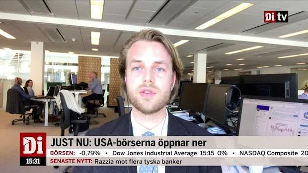 """Källman uppdaterar om börsen: """"Svagare än väntat"""""""