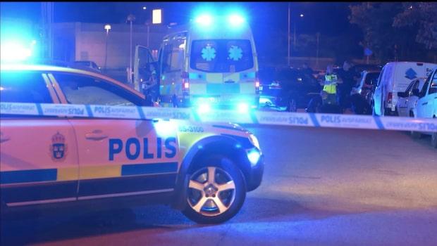 Ännu en man skjuten i Malmö – förd till sjukhus