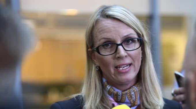 Nu vill åklagare Jessica Wenna att Mohammad Rajabi ska utvisas från Sverige efter avtjänat straff. Foto: / SVEN LINDWALL