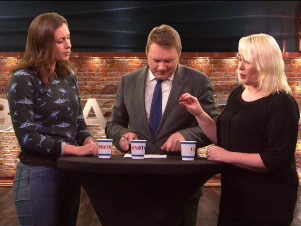 Bara politik: Se hela debatten mellan Hanna Lidström (MP) och Ann Heberlein (M)