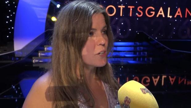 """Pernilla Wiberg: """"Då blir man ju väldigt rörd"""""""