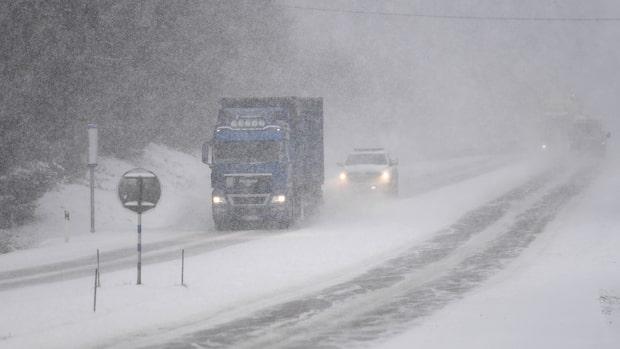 Kyligt väder fortsätter –snö att vänta på flera håll