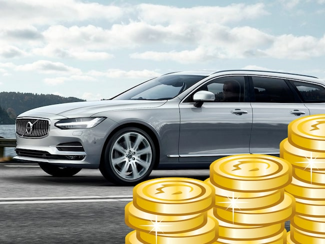 Bilarna dyrare an tillatet