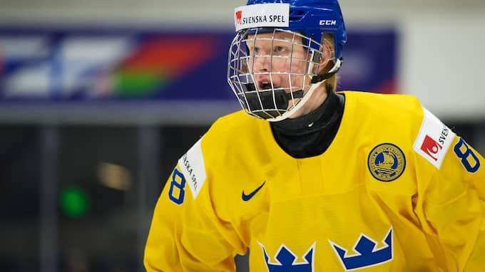 Rasmus Dahlin. Foto: JOEL MARKLUND / BILDBYRÅN