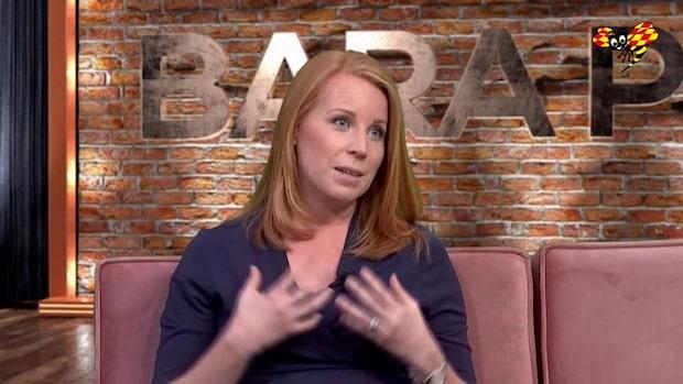 Bara Politik: Se intervjun med Annie Lööf