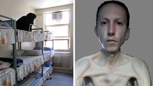 Hör dödsdömde svensk-iranierns egna ord inifrån fängelset