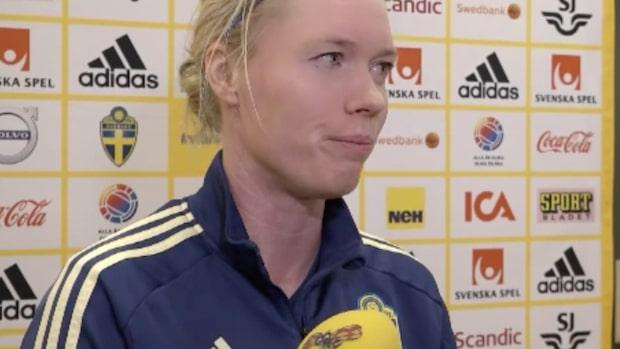 """Slutet nära i Chelsea för Lindahl: """"Det är tufft"""""""