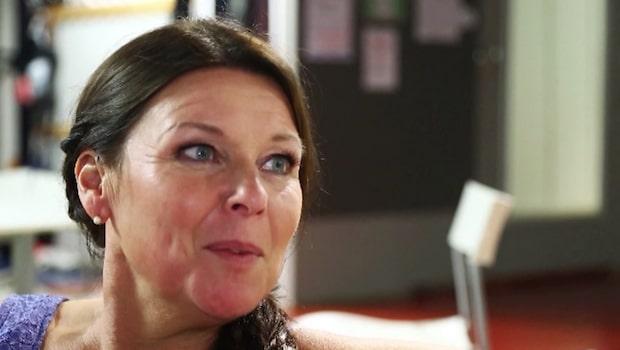 Lotta Engberg i olycka – premiären är i fara
