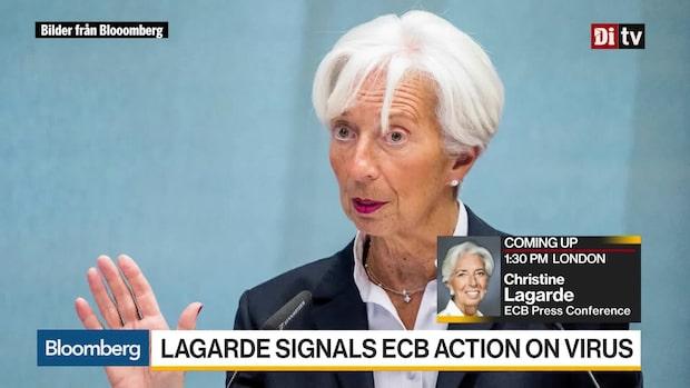Världens Affärer: Förväntningarna på ECB:s-besked