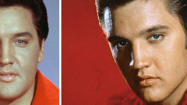 Elvis Presleys barnbarn har vuxit upp – kusligt lik morfar