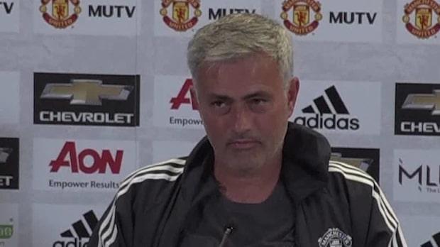 """Mourinho: """"Problemet är efter Neymar"""""""