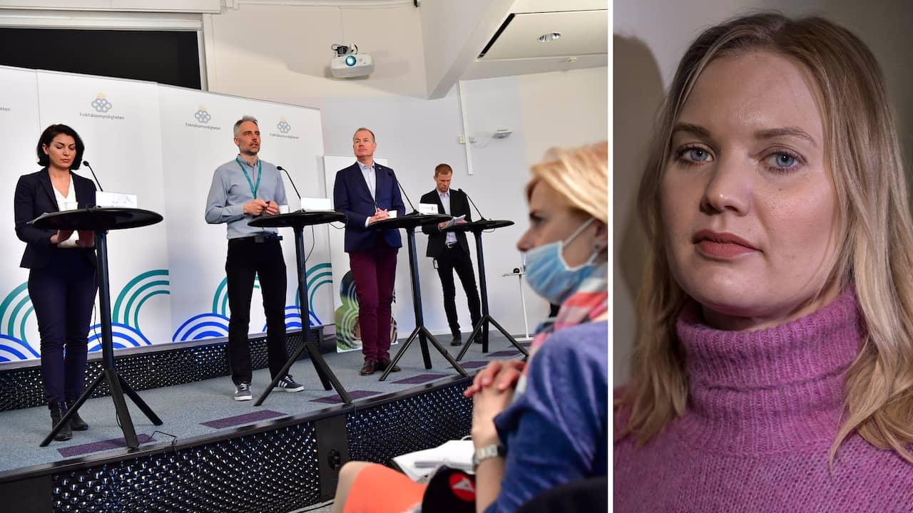 185 nya dödsfall i Sverige