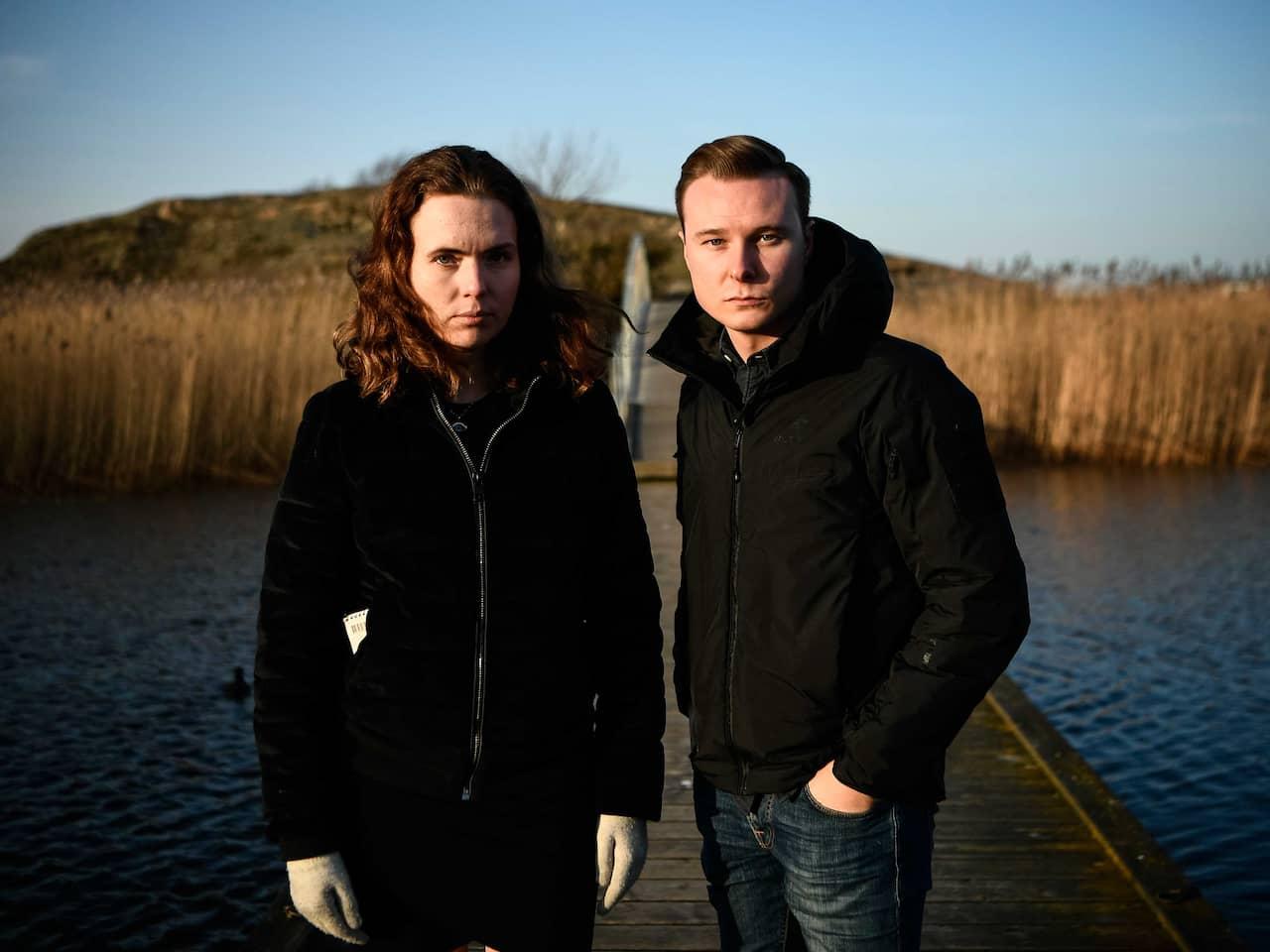 Johanna Karlsson & Alex Ljungdahl