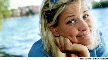 Tina Ahlin blir konfercier på Östersjökonserterna tillsammans med Thomas Di Leva.