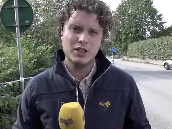 Oro bland grannar efter dödsskjutningen i Danderyd