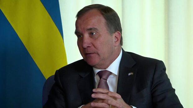 """Löfvens försvar: """"Vi har inte högst dödstal"""""""