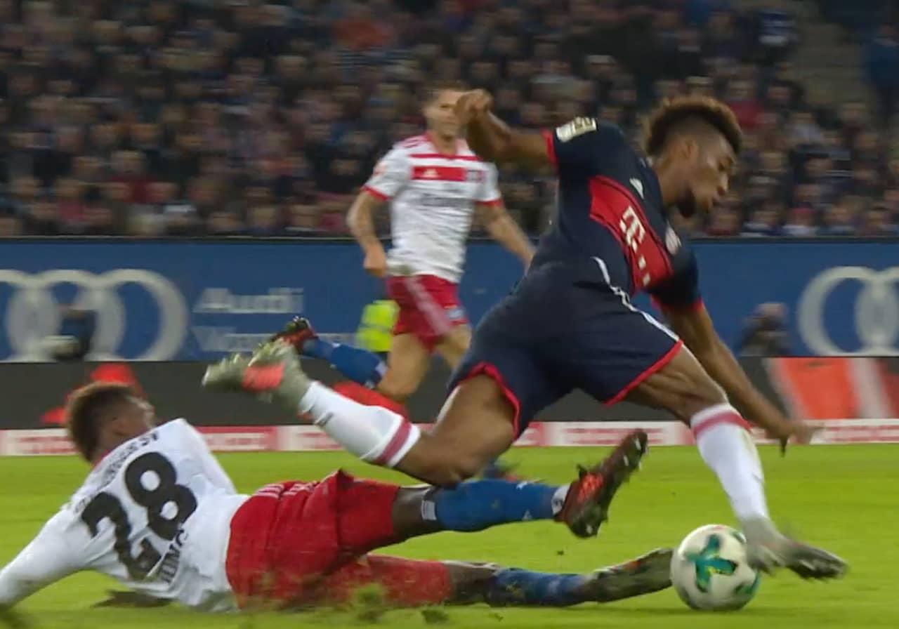 Höjdpunkter: Hamburger SV-Bayern München