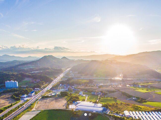Värdnation för vinter-OS 2018 är Sydkorea.