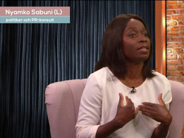 Bara politik: Se hela intervjun med Nyamko Sabuni (L)
