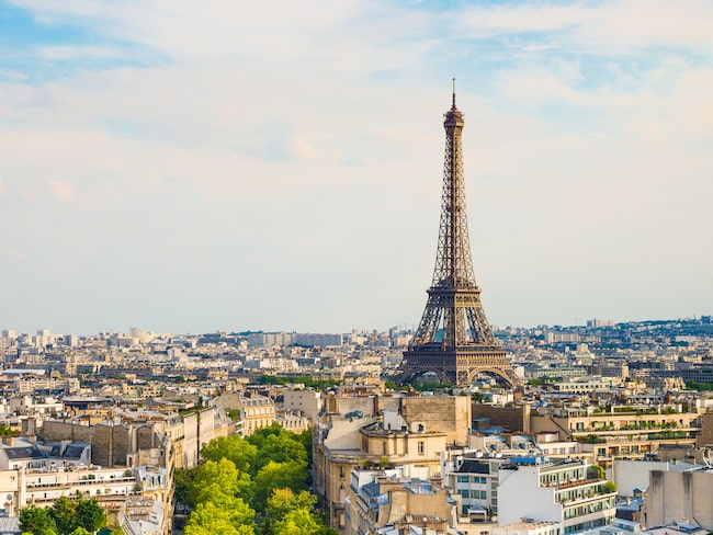 Paris – inte enbart för par.