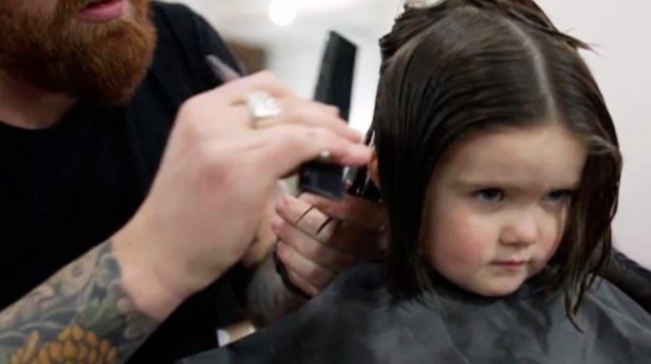donera hår