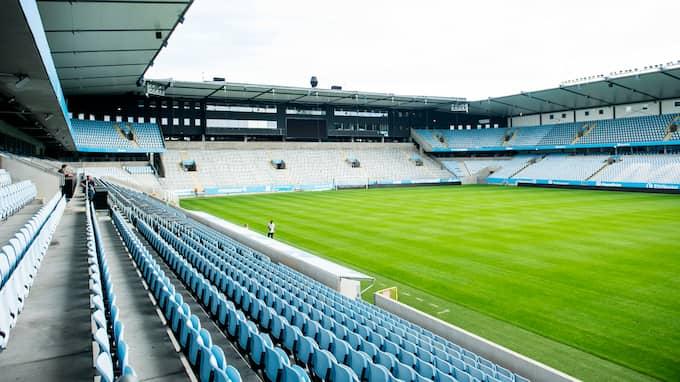 TFF:s reservarena: Swedbank i Malmö. Foto: CHRISTIAN ÖRNBERG / BILDBYRÅN