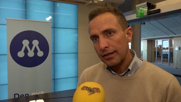"""Tomas Tobé: """"Det behövs en europeisk polisstyrka"""""""