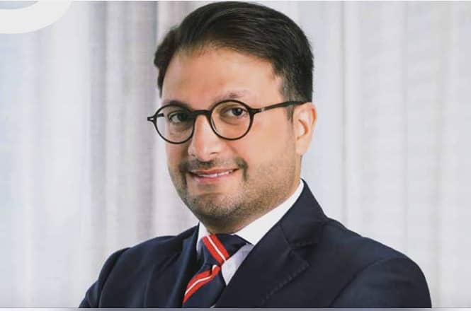 Ewran Mersin, direktör för Allras dotterbolag i Dubai, hade en nyckelposition i finansbolaget Oak Capital som Allra, när det hette Svensk Fondservice, gjorde affärer med. Foto: / ALLRA