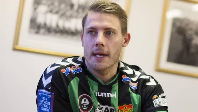 Patrik Ingelsten. Foto: Jonas Tobin