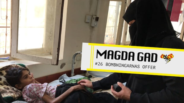 Magda Gad - Bombningarnas offer