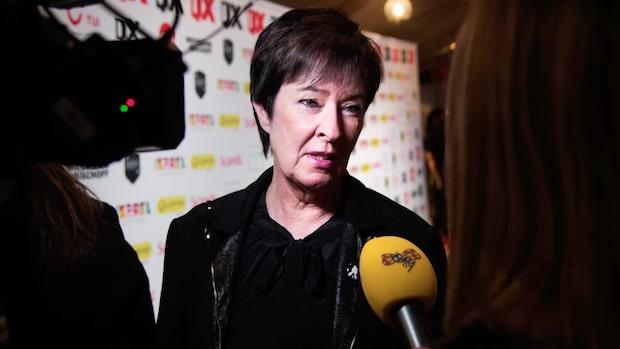 Mona Sahlins kritik mot S-topparna