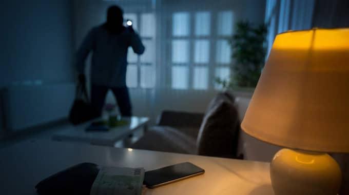 Inbrottstjuven hade lämnat ett minst sagt lättidentifierbart spår efter sig. Bilden är tagen vid ett annat tillfälle. Foto: Shutterstock