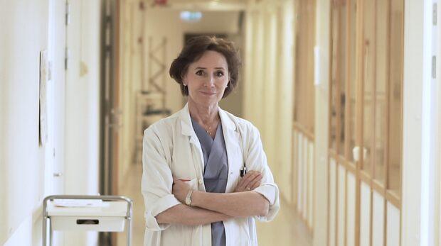 Mellan benen: Behandling av endometrios