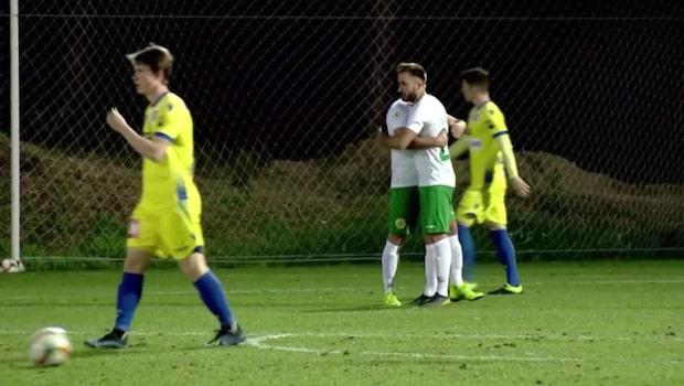 Rodic avgör för Hammarby i träningmatchen