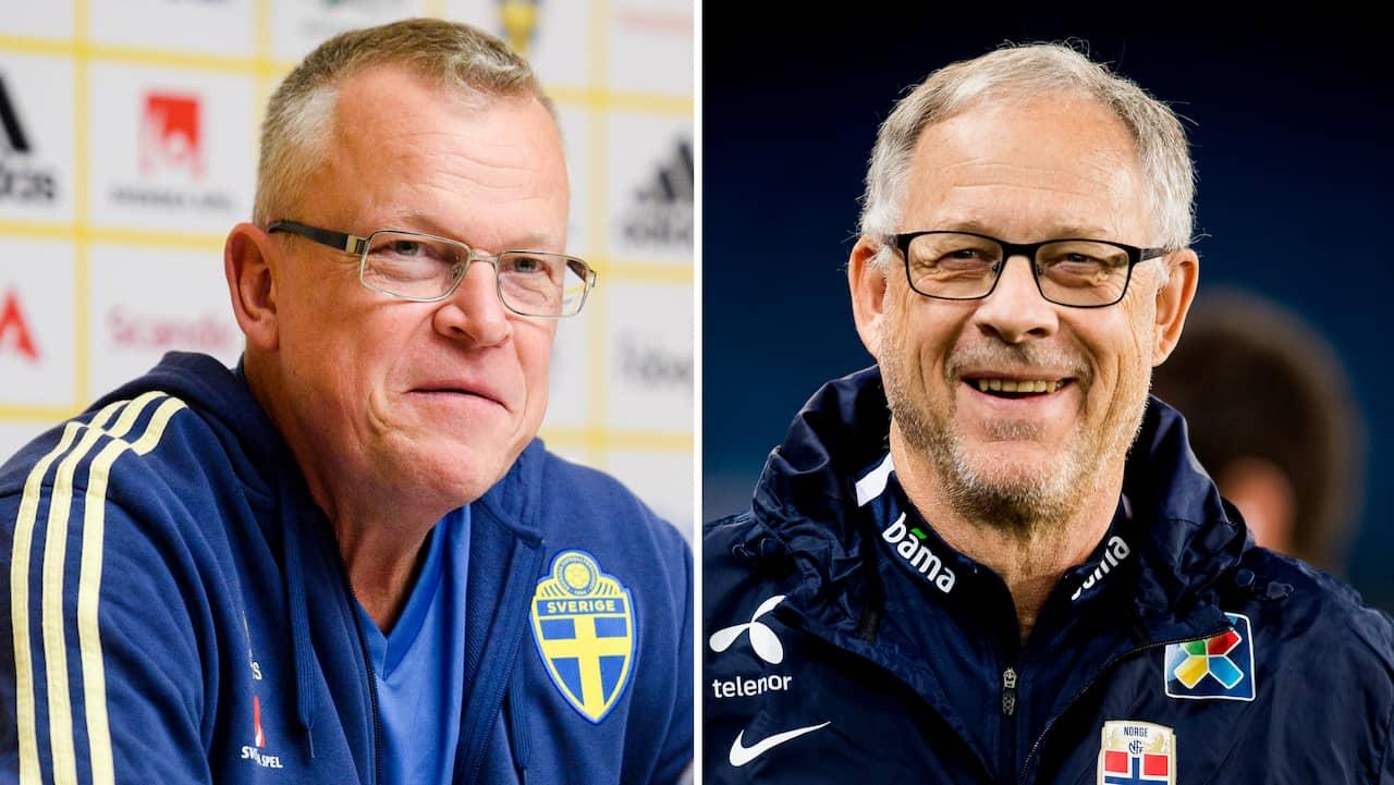 Janne Andersson hoppas på Sverige och Norge i EM-kvalet ad6686f9184ef
